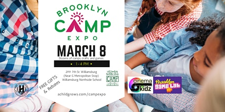 2020 Brooklyn Camp Expo, presented by A Child Grows in Brooklyn tickets