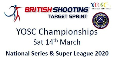 YOSC Championships - National Series & Super League 2020