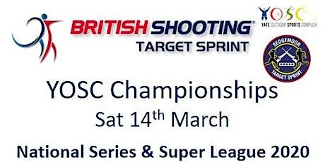 YOSC Championships - National Series & Super League 2020 tickets