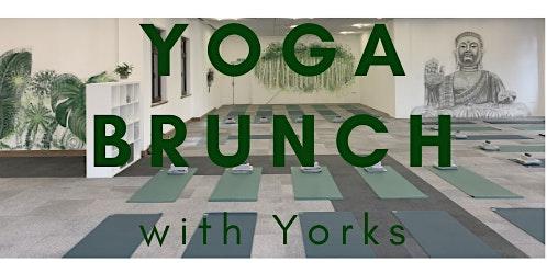 Yoga Brunch with Yorks