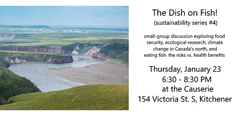 The Dish on Fish! (Sustainability Series #4) tickets