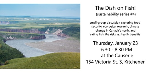 The Dish on Fish! (Sustainability Series #4)