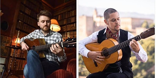 Samuel Moore & Will McNicol | Friday 28 March  | The Art House SO14