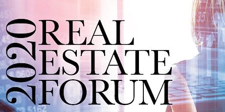 Invidiata 2020 Real Estate Forum tickets