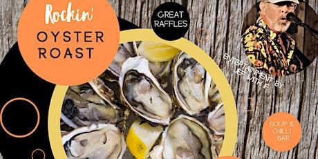 Copy of Rockin' Oyster Roast tickets