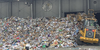Public Tour of the City of Napa's Recycling and Compost Facility