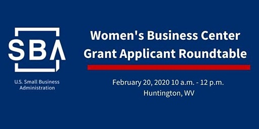 Women's Business Center Grant Applicant Roundtable