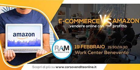 E-commerce vs Amazon: vendere online con profitto biglietti
