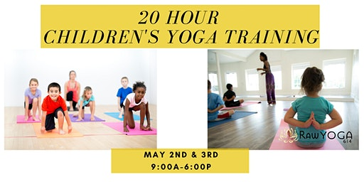 20 Hour Children's Yoga Training