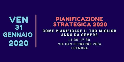 Pianificazione Strategica 2020 - Cremona
