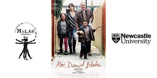 'I, Daniel Blake' - free film screening and discussion
