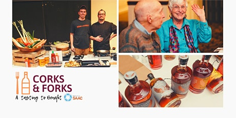Corks & Forks | A Tasting to Benefit Montco SAAC tickets
