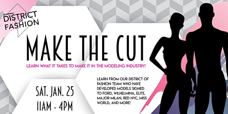 District of Fashion Presents: Make the Cut tickets
