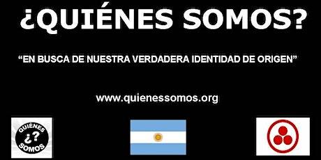 ENCUENTRO NACIONAL DE BUSCADORES - 18 ANIVERSARIO  DE ¿QUIÉNES SOMOS? entradas