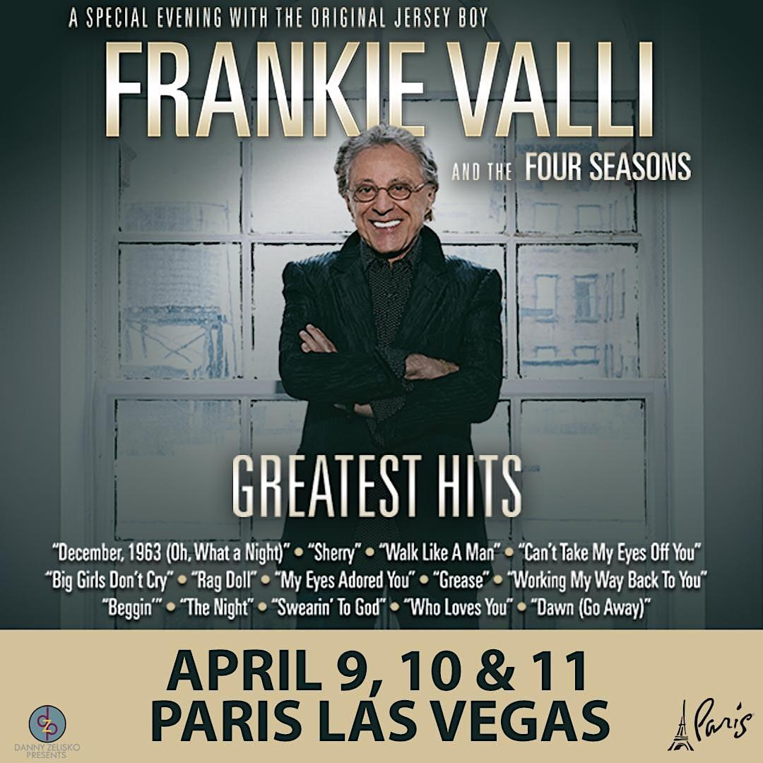 frankie valli tour 2020