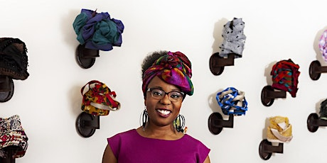 Heart of the Headwrap Workshop with Chesley Antoinette tickets