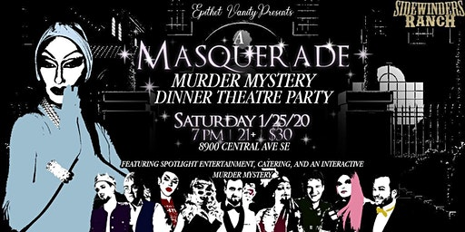 Drag Queen Murder Mystery Dinner Party