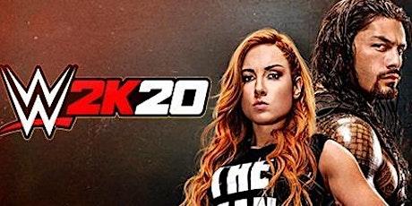 SportsShowdown - WWE 2K20 Tournament & Cosplay Party! tickets