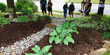 TO BE RESCHEDULED - Your Rain Garden, Permeable Pave + Stormwater Questions Answered | Reep House for Sustainable Living Tour tickets