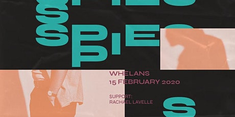 SPIES at Whelans tickets