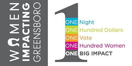 Women Impacting Greensboro (WIG) November 2020 Meeting tickets