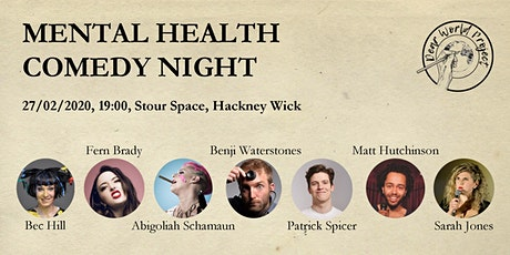 Mental Health Comedy Night tickets