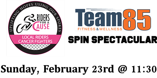 RFAC Team 85 Spin Ride - February 23rd