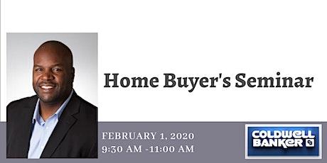 Home Buyer's Seminar tickets