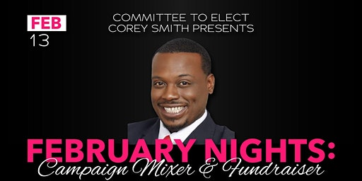 February Nights: Campaign Mixer and Fundraiser