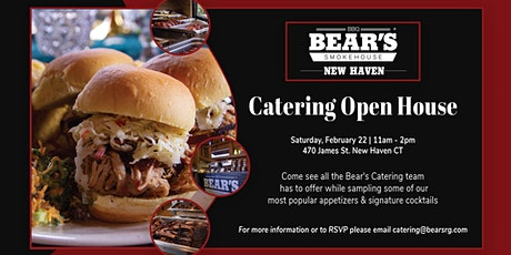 Catering Open House tickets