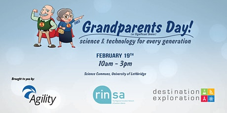 Grandparents Day - Science & Tech for every generation! tickets