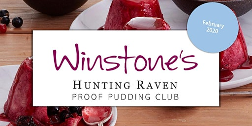 February Proof Pudding Club by Hunting Raven Books
