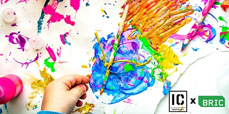 BRIC Pop Up: Visual Arts Workshops tickets