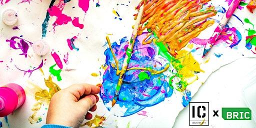 BRIC Pop Up: Visual Arts Workshops