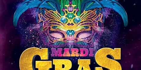 Mardi Gras Vip Dinner tickets