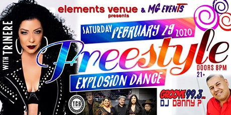Freestyle Explosion Dance tickets