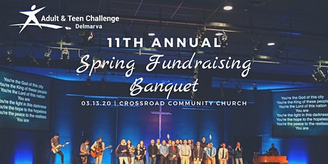 2020 DATC Spring Fundraising Banquet - with guest speaker Pastor Tim Dilena tickets