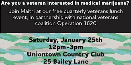 Medical Marijuana for Veterans - Uniontown tickets
