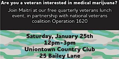 Medical Marijuana for Veterans - Uniontown