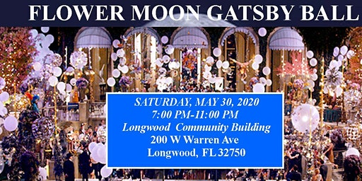 Flower Moon Gatsby Ball
