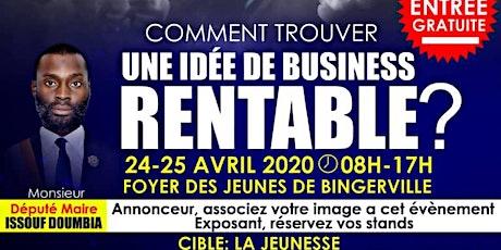 COMMENT TROUVER UNE IDÉE DE BUSINESS RENTABLE ? billets