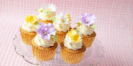Spring Blossom Cupcake Masterclass
