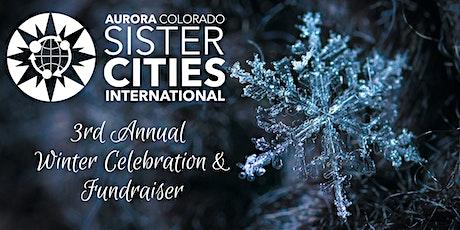 Aurora Sister Cities International Winter Celebration & Fundraiser tickets
