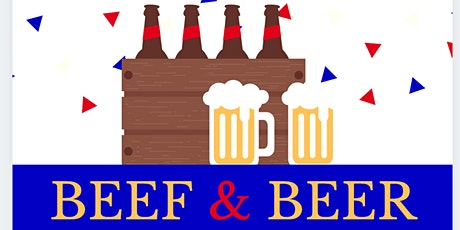 2nd Annual Beef & Beer w/Chef Smiley tickets