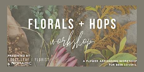 Florals + Hops Workshop tickets