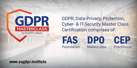 GDPR Masterclass - Chile 2020 tickets