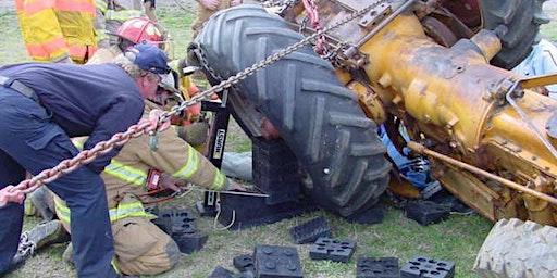 Winfield Vehicle Machinery Rescue Weekend