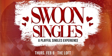 Swoon Singles February Nashville tickets
