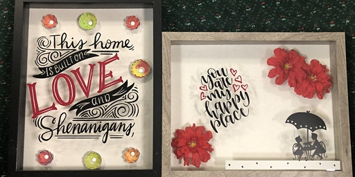 Adult Cricut DIY Night