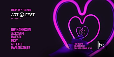 Fridays at EGG: Valentines Special: GW Harrison, Jack Swift More tickets